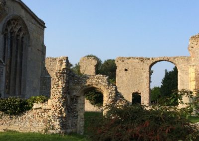 Ruins of Walberswick Church 2